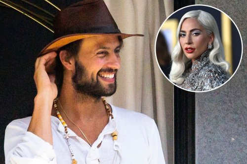 Lady Gaga's dog walker seen for first time since being shot