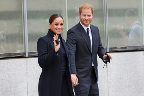 Meghan Markle does 'most of the talking' on NYC double date with Prince Harry