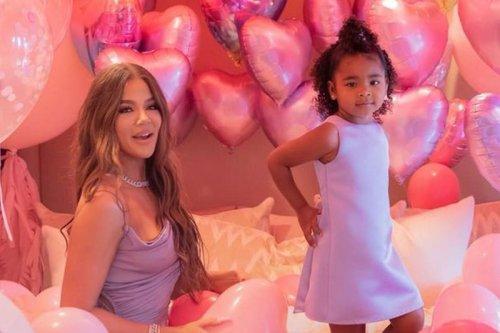 Khloé Kardashian celebrates True's 3rd birthday with Disney princess party