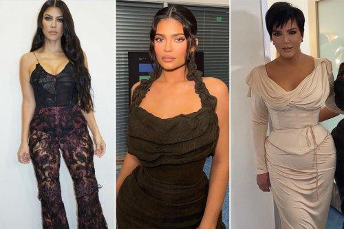 All the details on the Kardashians' 'KUWTK' reunion fashion