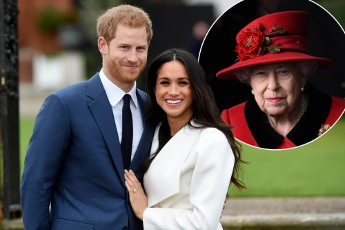 Meghan, Harry's choice of name Lilibet is 'rude' towards Queen, expert says