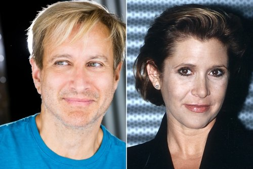 Bronson Pinchot recalls being kicked out of restaurant with Carrie Fisher
