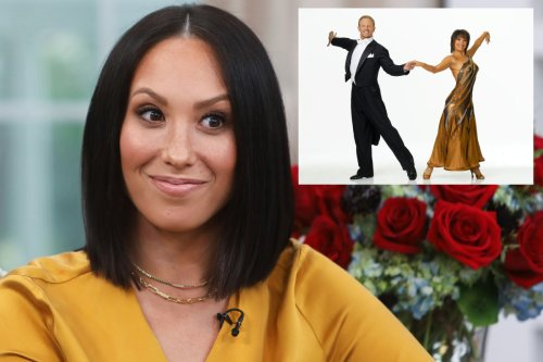 Cheryl Burke apologizes for comments about 'DWTS' partner Ian Ziering