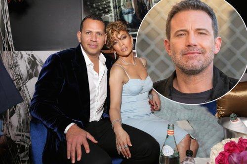Ben Affleck reportedly sent Jennifer Lopez love letters before A-Rod split