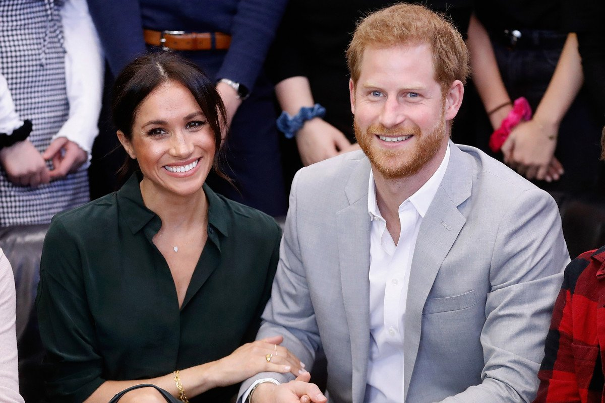 Prince Harry and Meghan Markle welcome baby girl named Lilibet Diana - cover