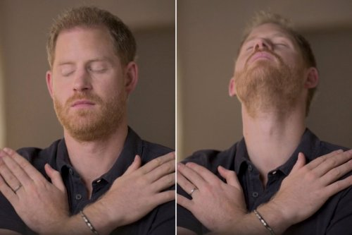 Prince Harry undergoes on-camera therapy session used to treat PTSD