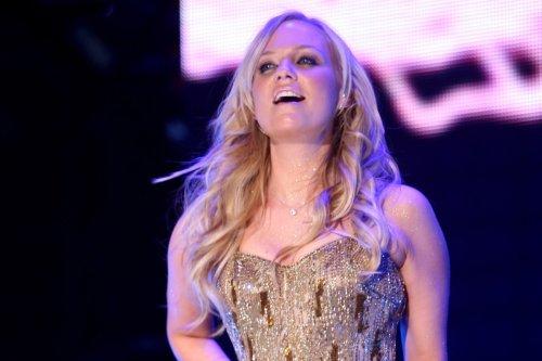 Spice Girl recalls lactating through Roberto Cavalli dress on stage