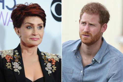 Sharon Osbourne blasts 'The Talk' hosts, calls Prince Harry 'poster boy of white privilege'