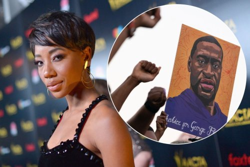 'Good Fight' star: Being on set for George Floyd verdict felt 'symbolic'