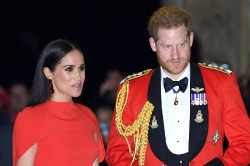 Harry and Meghan demoted below Prince Edward on royals website