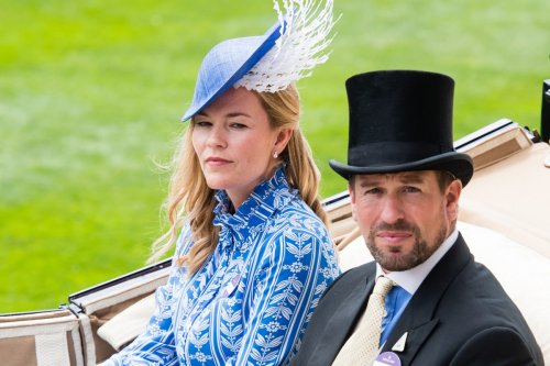 Queen's grandson Peter Phillips finalizes divorce from wife Autumn
