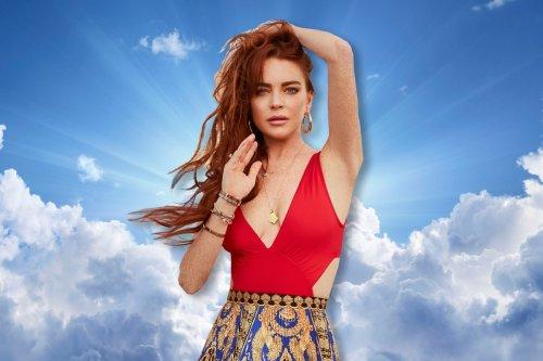 After Chrissy Teigen bullying scandal, Lindsay Lohan rises again