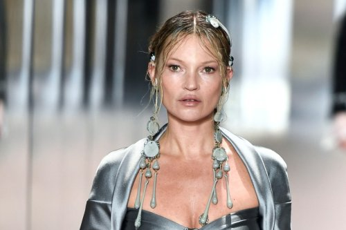 Kate Moss is reportedly working to become a tattoo artist