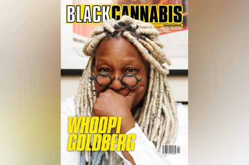 Whoopi Goldberg tells new cannabis mag she'll launch another pot brand
