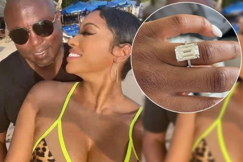 Details of Porsha Williams' $1M engagement ring from Simon Guobadia