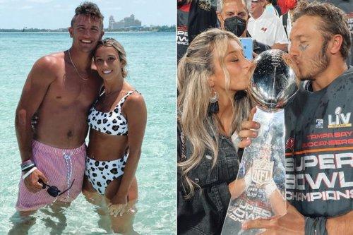 Buccaneers' Scotty Miller has second wedding after Super Bowl 2021 win