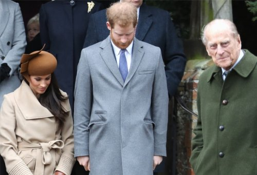 Meghan Markle's mind 'is very much' with royals as they lay Prince Philip to rest