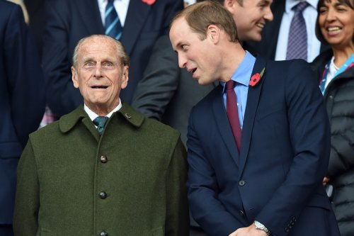 How Prince Philip responded to a rude teen out on a hike