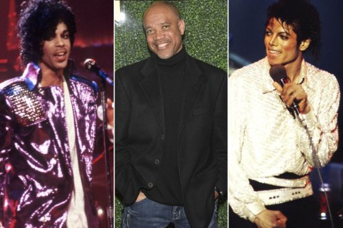 Motown scion Kerry Gordy remembers playing basketball with a high-heels wearing Prince