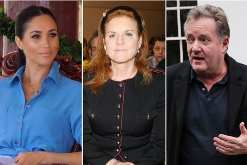 Sarah Ferguson praises Meghan Markle weeks after backing Piers Morgan