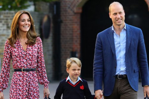 Prince George learned on his 7th birthday that he'd be king one day