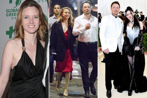 Elon Musk's dating and relationship history: His girlfriends and wives