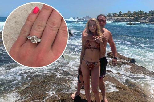 Celebrity manager David Weintraub engaged to singer Hailey Hoffman