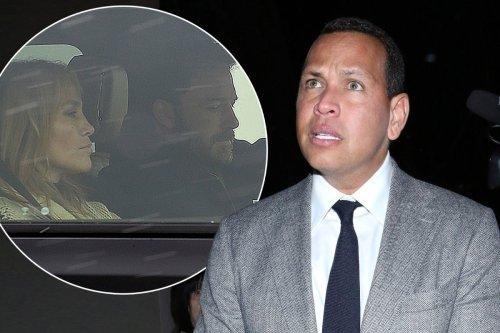Alex Rodriguez reportedly 'shocked' by Jennifer Lopez, Ben Affleck reunion