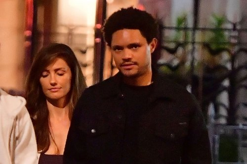 Minka Kelly and Trevor Noah go on a double date and more star snaps
