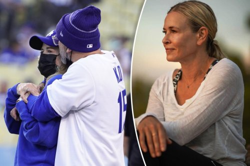 Chelsea Handler is dating — and 'in love' with — comedian Jo Koy
