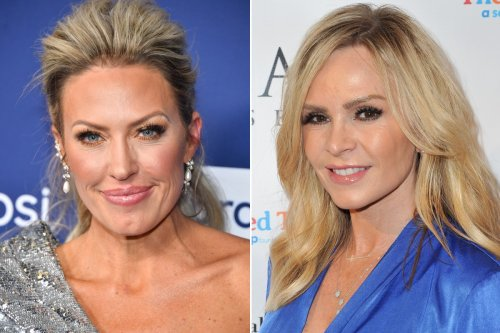 Braunwyn Windham-Burke claims she was sued for kissing Tamra Judge