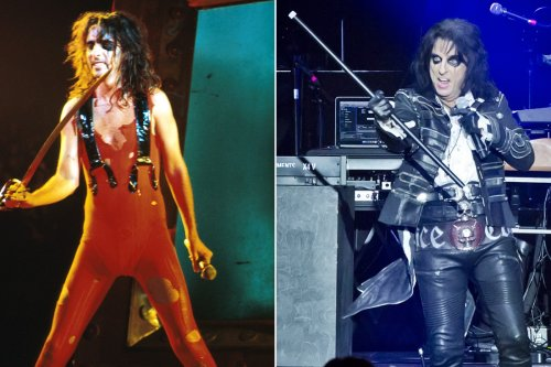Alice Cooper prays every day and credits God for staying sober