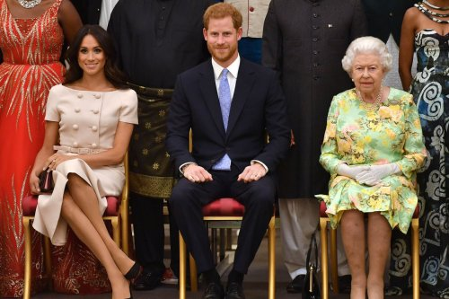 Prince Harry asked Queen Elizabeth for permission to name baby Lilibet