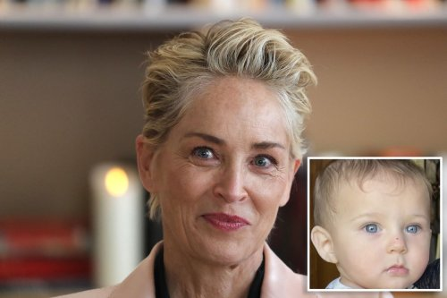 Sharon Stone reveals that her 11-month-old nephew's organs saved three lives