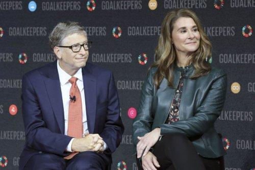 Bill and Melinda Gates' divorce hot topic at Miami finance party