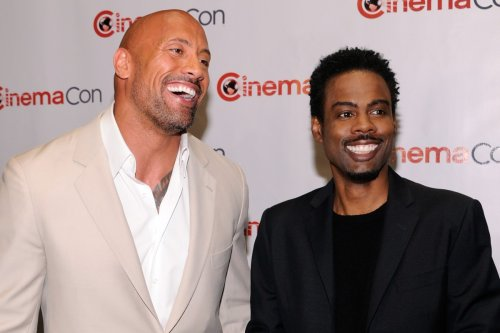 Chris Rock has to beg Dwayne Johnson for roles he used to call 'whack'