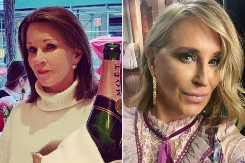 Tinsley Mortimer's mom Dale weighs in on Sonja Morgan's drinking