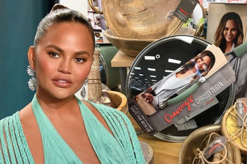 Chrissy Teigen's cookware line no longer sold by Target