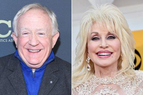 Leslie Jordan was in 'gay heaven' meeting Dolly Parton