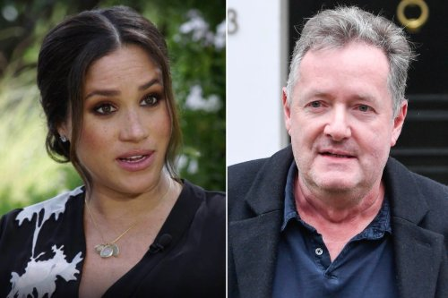 Meghan Markle lodged formal complaint after Piers Morgan accused her of lying