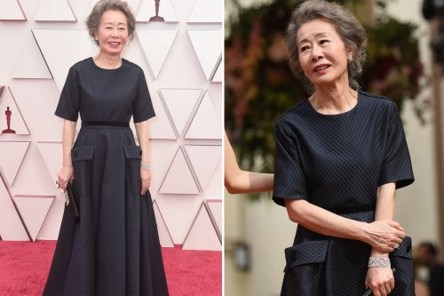 Oscar winner Yuh-Jung Youn's stylist opens up about the 'funny' star