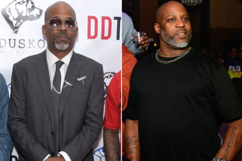 Damon Dash remembers DMX as 'a lion … cut from a certain cloth'