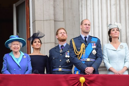 Royal family 'delighted' about birth of Meghan and Harry's baby Lilibet Diana
