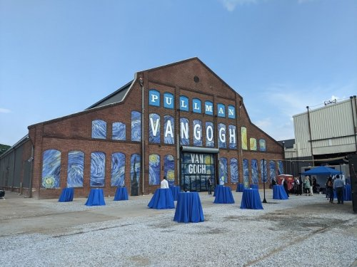 Step Inside a Van Gogh Painting at This Immersive Experience in Atlanta