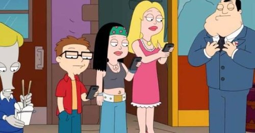 Lucky There's 'American Dad'