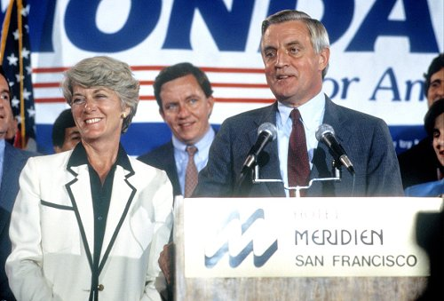 Morning Briefing: Walter Mondale, Politico is Trash, and a Celebrity COVID Denier Has The Rona