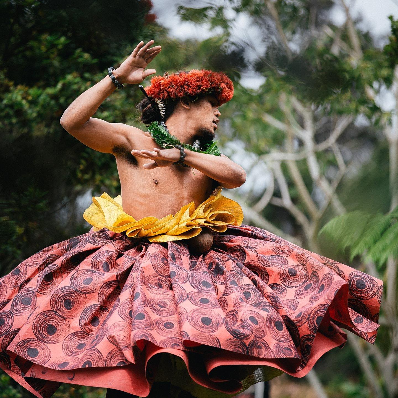 Heart of Hula - Palm