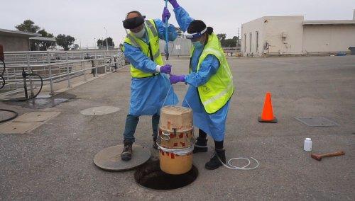 Sewage shows spread of coronavirus across Santa Clara County