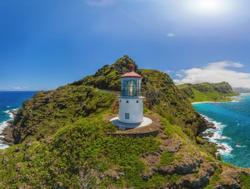 Hawaii Panoramas - cover