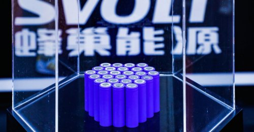 EV Battery Maker SVolt Bags over $1.5 Billion in Series B Financing Round